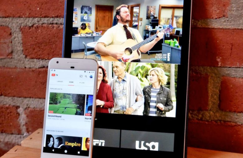 YouTube TV's Live Guide now shows week-long schedules on desktop