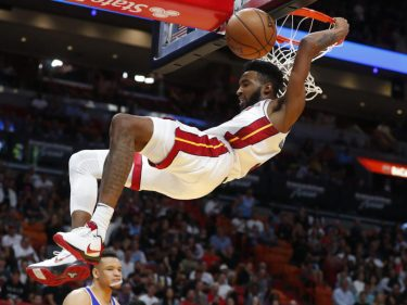 Derrick Jones Jr.'s Monster Dunk Perfectly Symbolizes Stunning Heat Turnaround