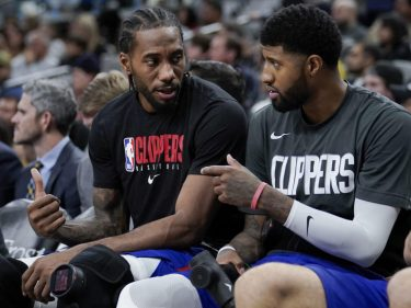 The Clippers Just Aren't Very Good Without Kawhi Leonard