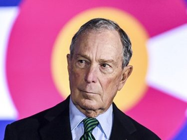 Claim: Prison Inmates Made Calls for Michael Bloomberg's Campaign