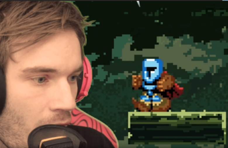 Obnoxiously Hard Platformer Jump King Defeats YouTube King PewDiePie