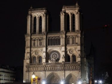 Notre Dame Rector: Fragile Cathedral Might Not be Saved – Breitbart