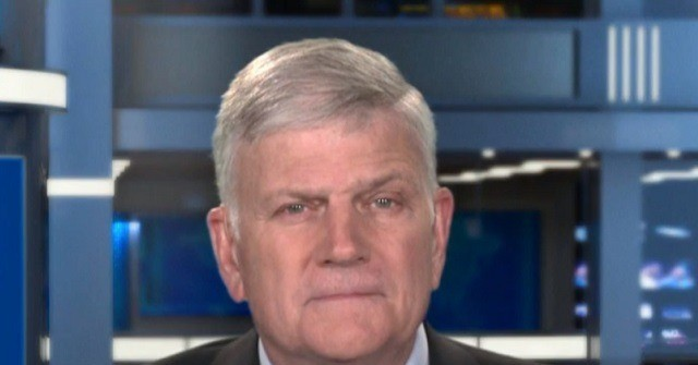 Franklin Graham: Christianity Today 'in Step' with Pelosi, Leftist Agenda — Editorial Used to 'Divide' Evangelicals | Breitbart