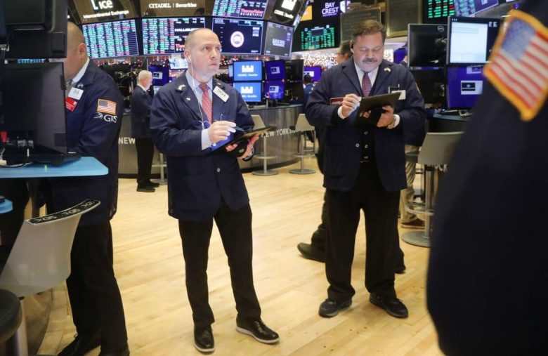 Dow Rallies on Century-Old Trend; Nasdaq Looks to Make It 11 in a Row