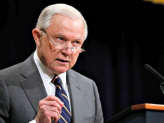 Pinkerton: Jeff Sessions is Defending the Constitution from Radicals – and Defending America from Nancy Pelosi, Jerry Nadler, and AOC | Breitbart