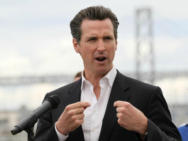 Gavin Newsom Brags About His Record Fighting Homelessness in California | Breitbart