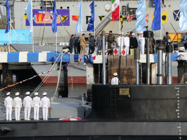 Iran, China, Russia, to Join for Gulf of Oman Naval Drills