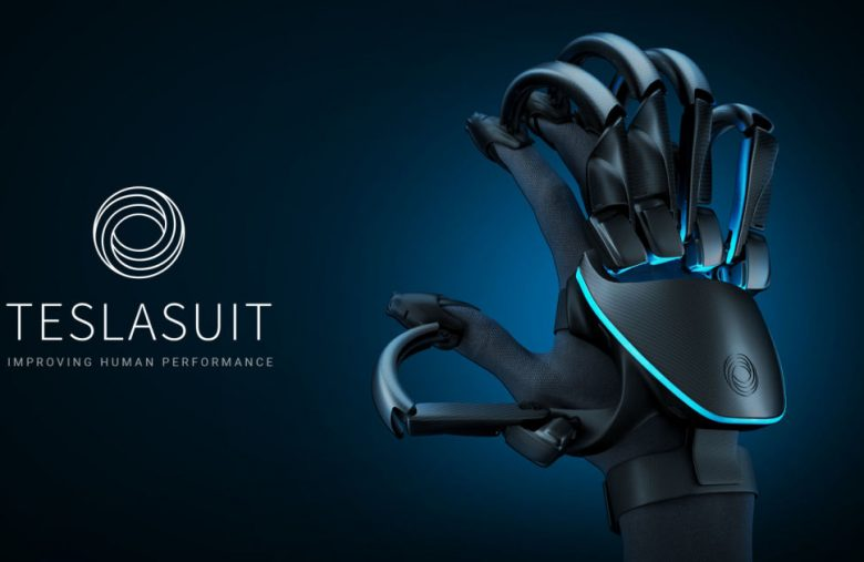 Teslasuit has a VR glove to go with its full-body haptic suit