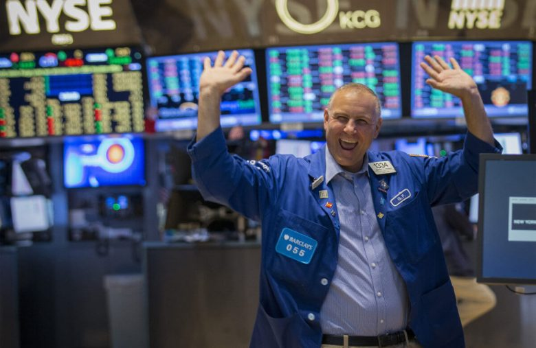 Dow Futures Erupt as Stock Market's Year-End Party Hits High Gear