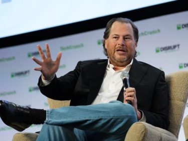 Revenue train kept rolling all year long for Salesforce