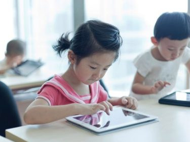 Animated, interactive digital books may help kids learn better