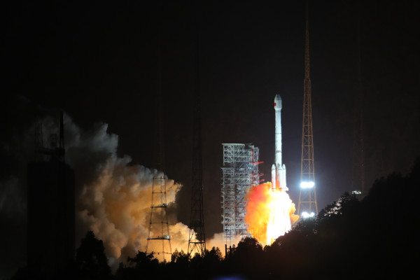 China nears completion of its GPS competitor, increasing the potential for Internet balkanization
