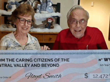 Strangers Gift $12,000 to Veteran Scammed Out of Retirement Money