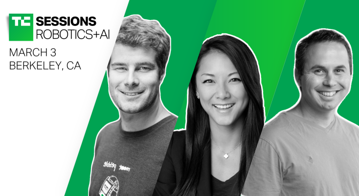 Listen to top VCs discuss the next generation of automation startups at TC Sessions: Robotics+AI