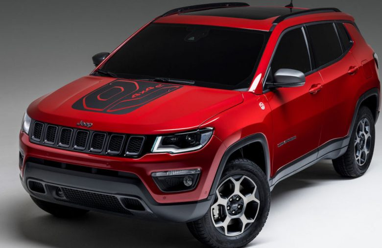 Jeep is showing off its first three plug-in hybrids at CES this week