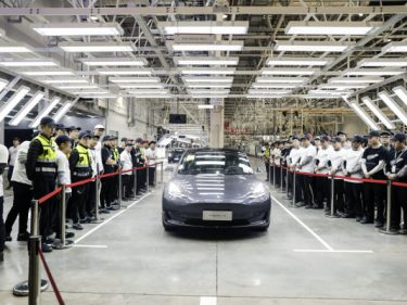 Made in China: Tesla Model 3 deliveries to Chinese customers to begin January 7