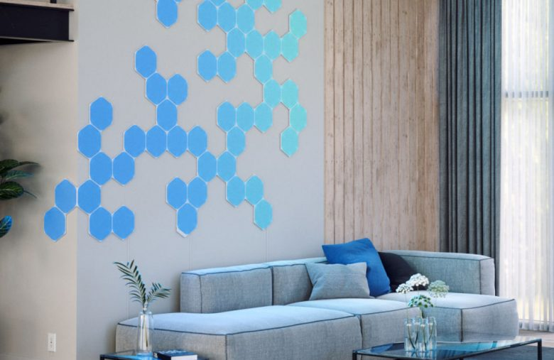 Nanoleaf's next light panels will apparently learn and adapt to you