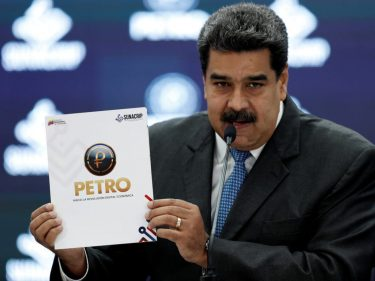 Nicolas Maduro: You Can Now Buy Our Venezuelan Oil in Crypto Petro