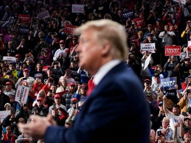 WSJ: 'Demographic Shift' Helping to Replace Trump's Base of Support