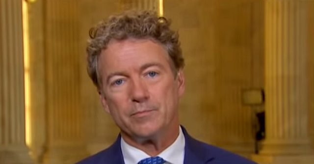 Rand Paul: 'Much More Likely' Iran and Proxies Will Attack U.S. after Soleimani Death | Breitbart
