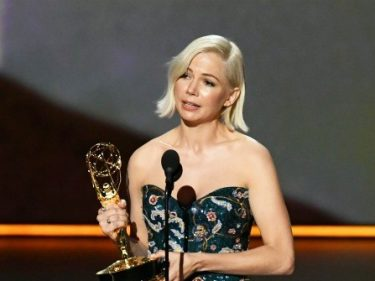 Watch: Michelle Williams' Goes on, Bizarre Pro-Abortion Rant at Golden Globe