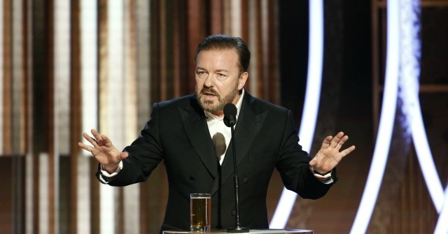 Ricky Gervais to Hollywood: 'Your Friend' Jeffrey Epstein Didn't Kill Himself
