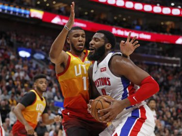 The Raptors Should Acquire Andre Drummond or Kiss Their Title Dreams Goodbye