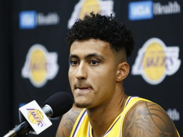 Kyle Kuzma Isn't the Lakers' Future – Trade Him Now or Get Stuck in the Past