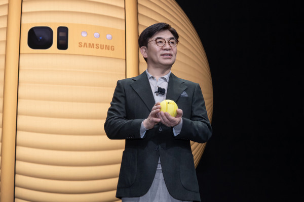 Meet Ballie, Samsung's rolling personal assistant that does…stuff
