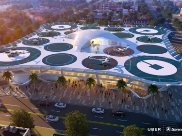 Hyundai is Uber's newest partner for building flying taxis