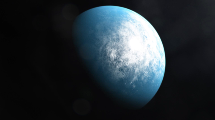 NASA's planet hunting satellite found another potentially habitable earth-sized planet