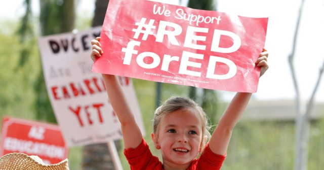 #RedforEd Launches All-Out Attack on Donald Trump in Minnesota