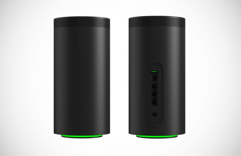 Razer embraces 5G with its Sila home router concept
