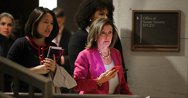 Pelosi Dodged Pence Phone Call Notifying Her of Iranian Missile Attack