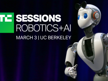 Going fast: Buy a demo table at TC Sessions: Robotics+AI 2020