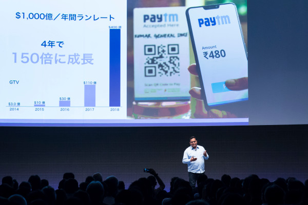 Paytm targets merchants to fight back Google and Walmart in India's crowded payments field