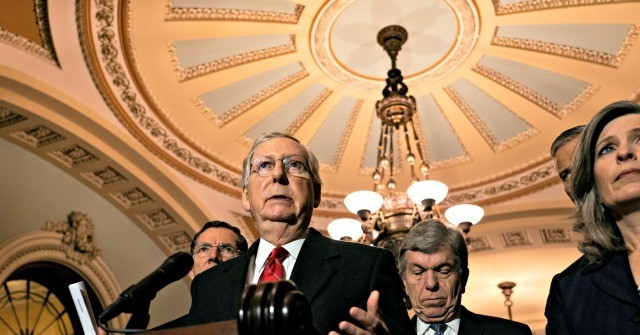 McConnell's 'Win' Keeping GOP Senators United 'Months in the Making'