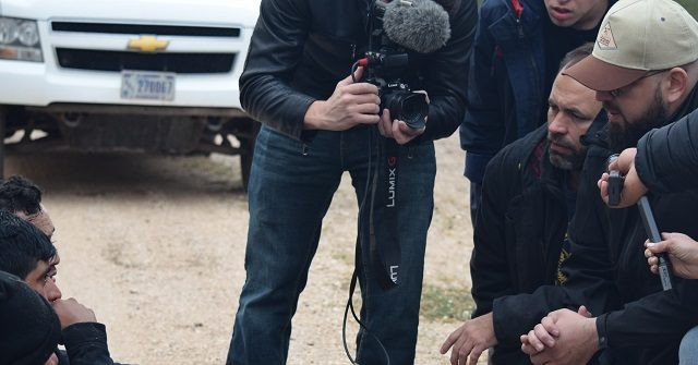 EXCLUSIVE VIDEO: Apprehended Migrants Discuss Being Smuggled by Mexican Cartel