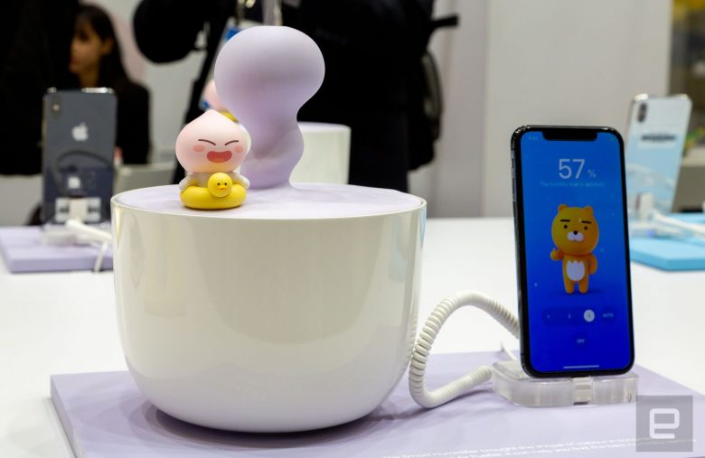 I want everything in Kakao's smart home collection