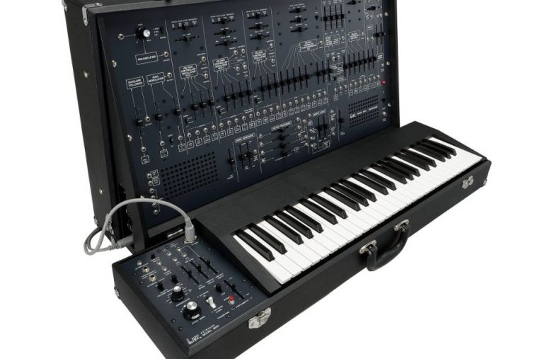 Korg resurrects the legendary ARP 2600 synth for a limited run