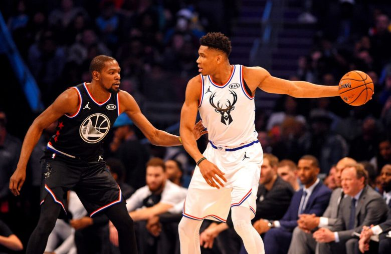 Giannis Antetokounmpo May Be on the Verge of Pulling a Kevin Durant