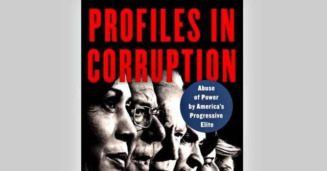 Democrats Nervous as 'Profiles in Corruption' Book Looms   Breitbart