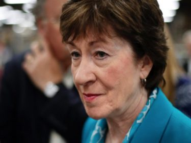Susan Collins Working with Group of GOP Senators on Impeachment