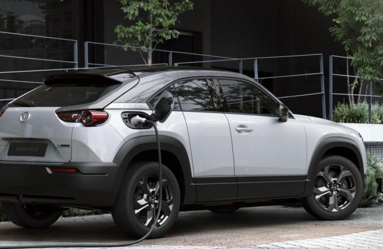 Mazda purposely limited its new EV 'to feel more like a gas car'