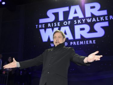 Mark Hamill Deletes Facebook, But Will He Turn Off His TV?
