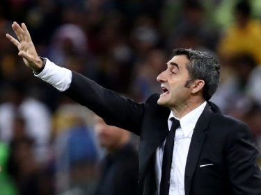 Barcelona Lacks Class; Valverde Needs to Walk