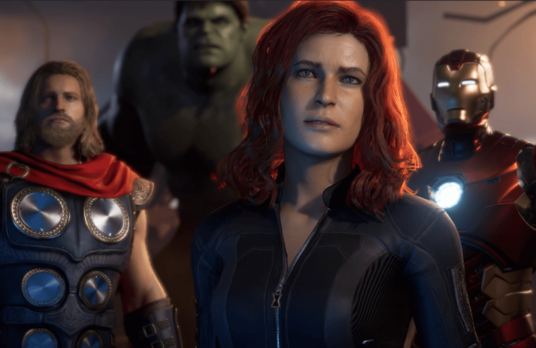 Dull-Looking Marvel's Avengers Game Shelved Until September 2020