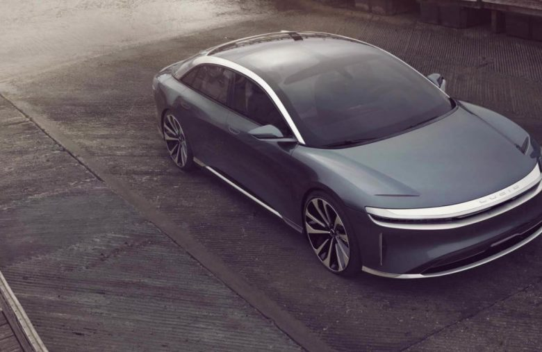 Lucid Motors to unveil a production model of its electric sedan in April