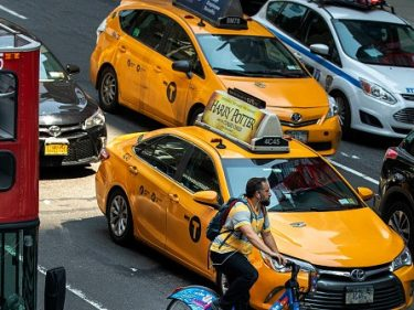 New York Cabbies Drafted for Transgender Pronoun Wars