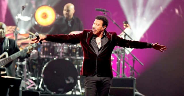 BDS Fail: Lionel Richie Says 'I Can't Wait to Perform in Israel'